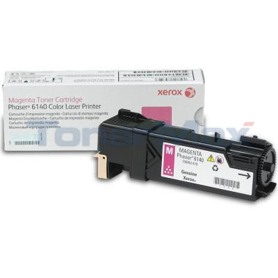 XEROX PHASER 6140 TONER CARTRIDGE MAGENTA